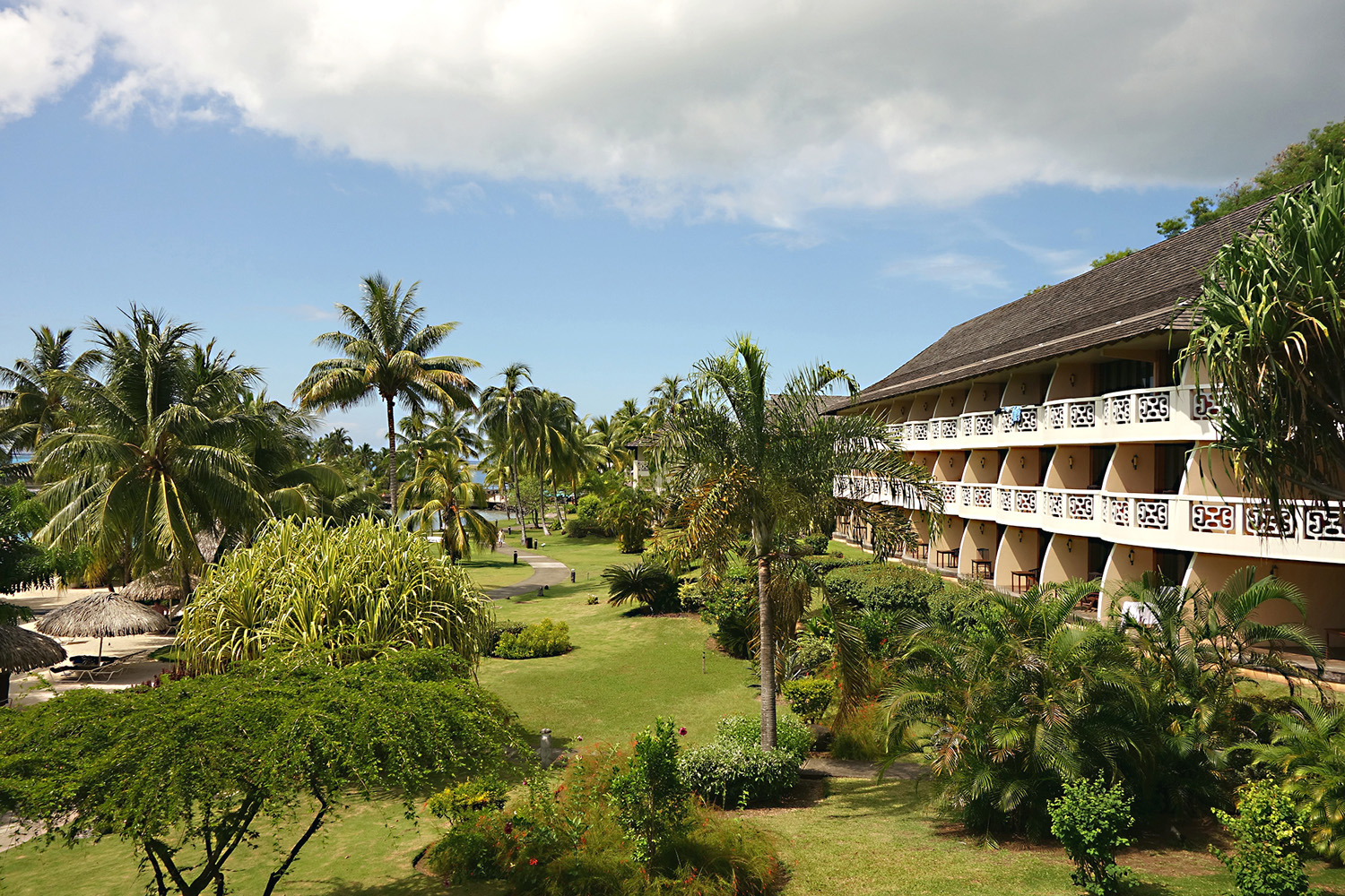 Richard R. Heckt- Intercontinental Tahiti