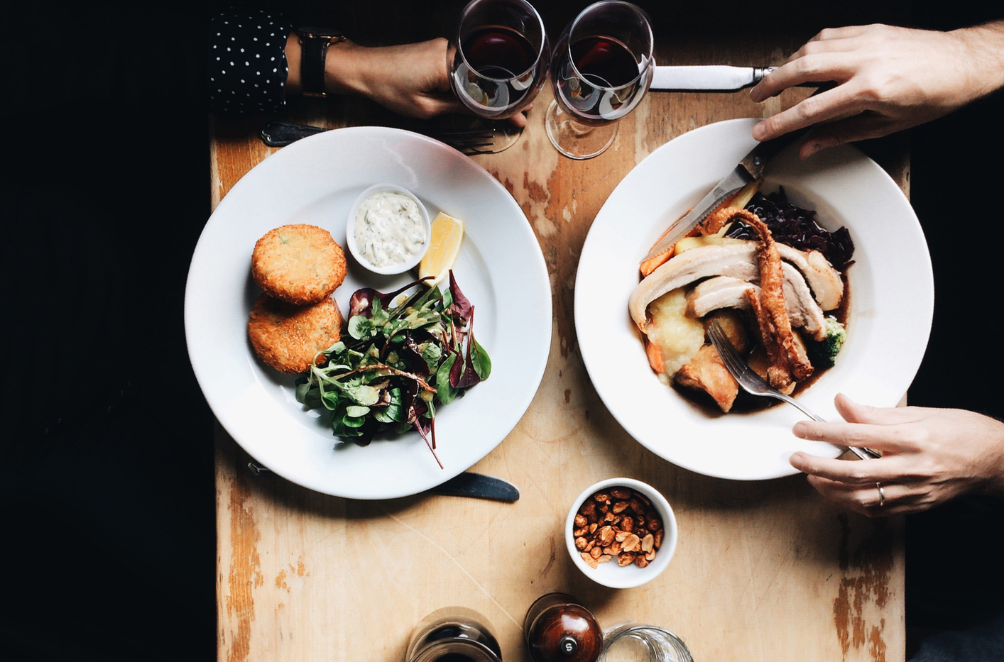 The Couple's Ultimate Foodie Weekend in Boston