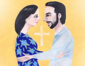 God Is At The Center Of Our Marriage: David and Heather